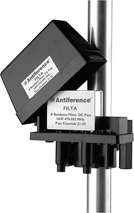Antiference FILTA UHF Group A Band Pass Filter