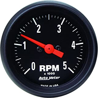 autogage tachometer item aut233902 the auto gage tach series is oneamazon com auto meter 2890 performance tachometer automotiveauto meter 2697 z series in dash electric tachometer