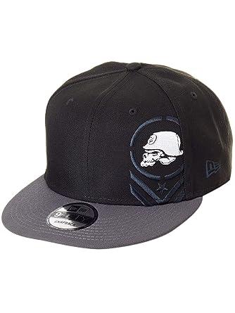 3b1d7a57 Amazon.com: Metal Mulisha Men's Descend Snapback Adjustable Hats,OS,Black:  Clothing