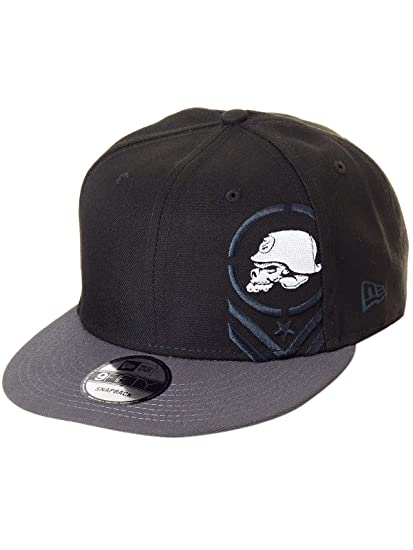 446170ad4ea Amazon.com  Metal Mulisha Men s Descend Snapback Adjustable Hats