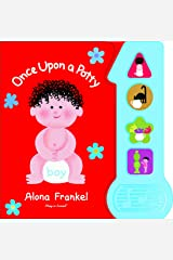 Once Upon a Potty Sound Book for Boys (Play a Sound) Board book