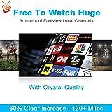 TV Antenna, 2019 New HDTV Indoor Digital Amplified