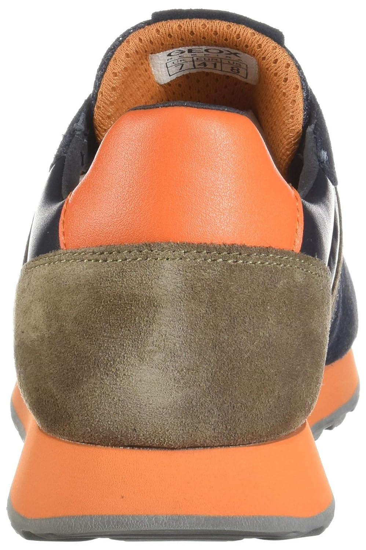 U Vincit B Herren Geox Sneaker m0wnvN8O