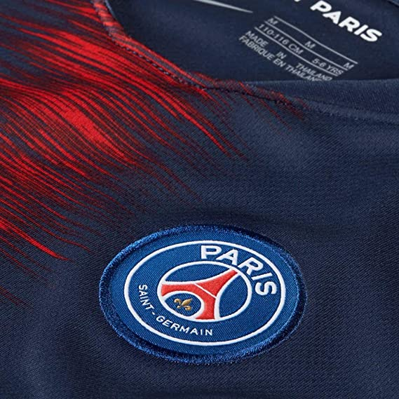 Amazon.com : NIKE 2018-2019 PSG Home Little Boys Mini Kit : Sports & Outdoors
