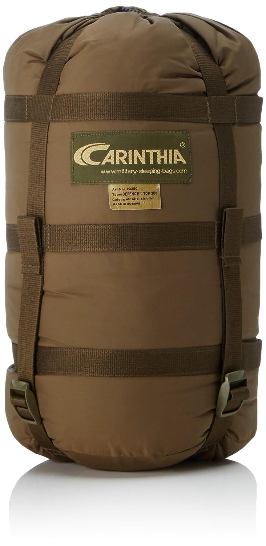 Carinthia Defence 1/Ã/'/Â/Top Lightweight Military Sleeping Bag 3/Ã/'/Â/Season Sleeping Bag by Carinthia 200/Ã/'/Â/cm