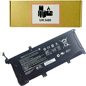 CQCQ Compatible MB04XL Battery Replacement for HP Envy x360 m6 Convertible PC 15 HSTNN-UB6X 843538-541 844204-850 Laptop (11.5V 55.67Wh)