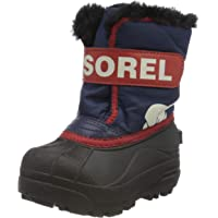 Sorel Toddler Snow Commander, Botas de Invierno Unisex bebé