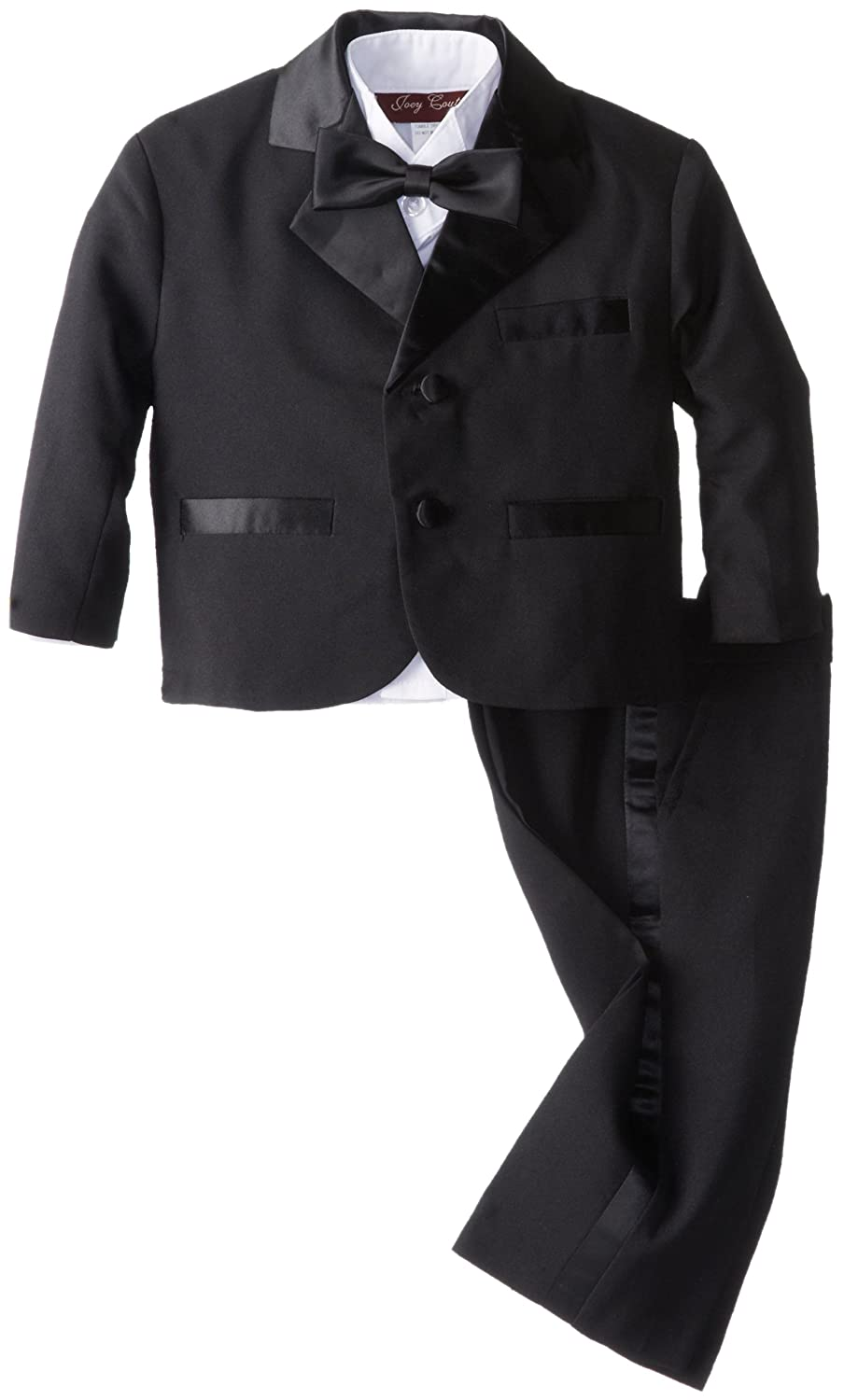 Joey Couture Baby Boys' Tuxedo Suit No Tail Joey Couture Baby Christening 143L