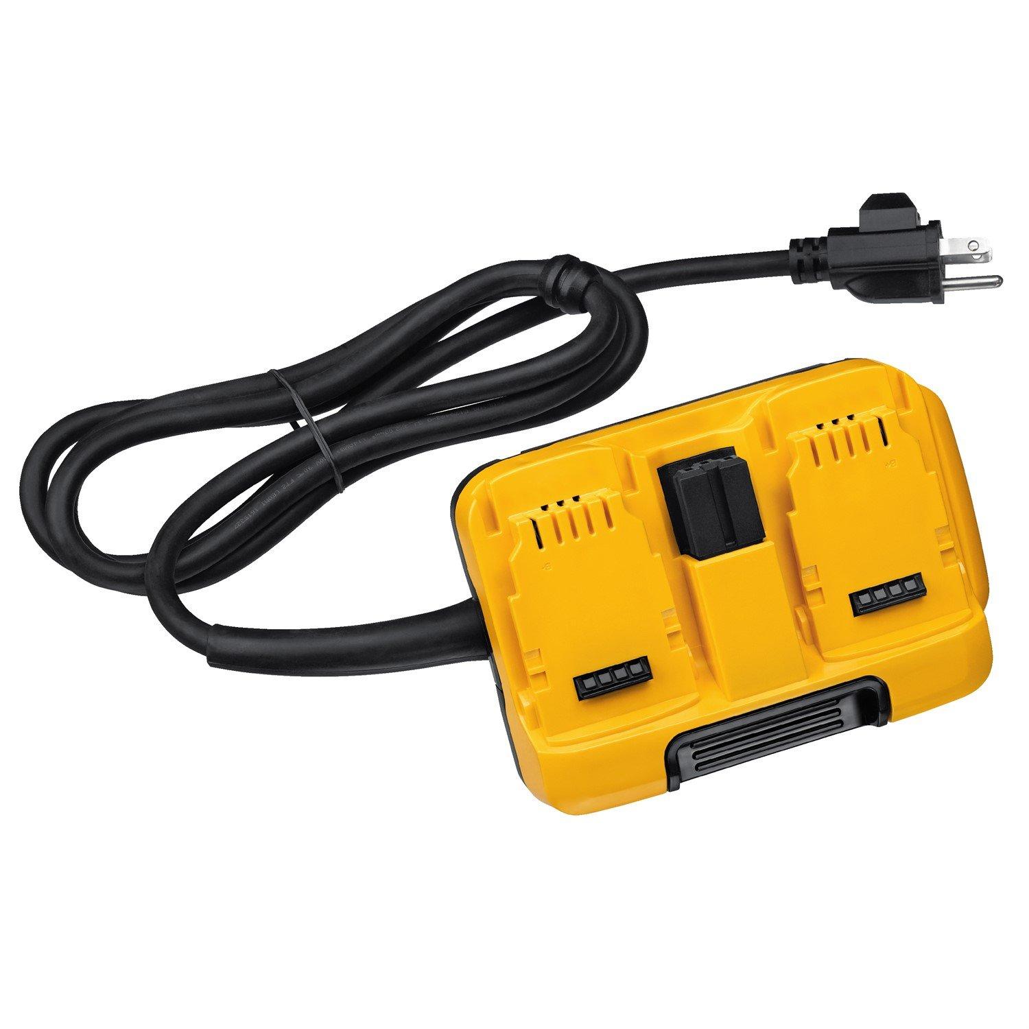 DEWALT DCA120 FLEXVOLT 120V Corded Power Supply Adaptor