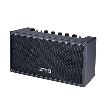 JOYO Amplificador de la Guitarra Mini BL 4.0 Altavoz del 2 * 4W con ...
