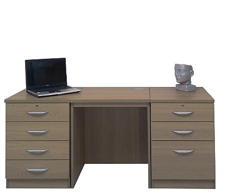 Home Mobiliario de Oficina UK Unidad de cajón de Escritorio ...