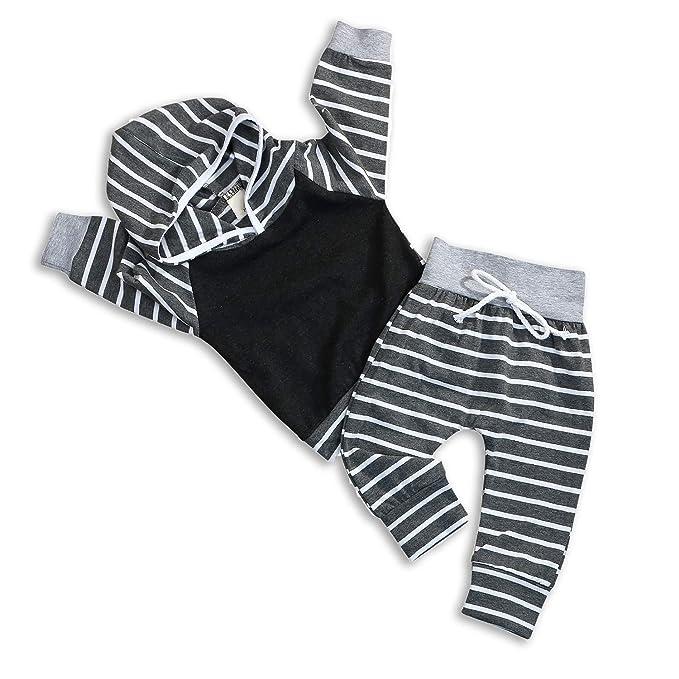 Amazon.com: Conjunto de ropa de invierno para recién nacido ...