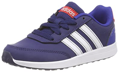 new arrival bbb52 6d199 adidas Unisex Kids Vs Switch 2 K Fitness Shoes, Blue (AzuoscFtwbla