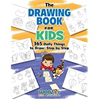 The Drawing Book for Kids: 365 Daily Things