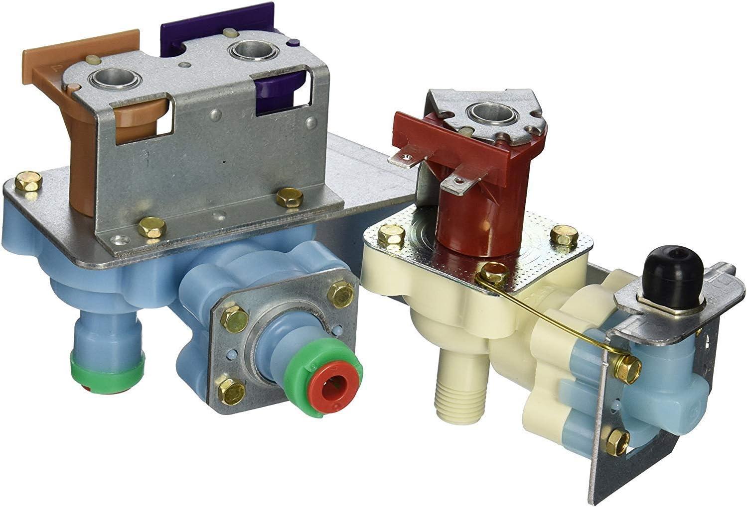 Whirlpool 2206123 Refrigerator water inlet valve