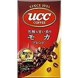 UCC モカブレンド コーヒー豆 (粉) 真空パック 200g