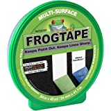 FrogTape CF 120 Painter's Tape, Multi-Surface, 24mm x 55m, Green, 187649