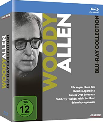Woody Allen - Collection [Alemania] [Blu-ray]: Amazon.es: Allen ...