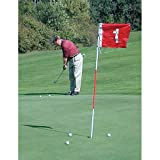 JEF WORLD OF GOLF Backyard Target Flag