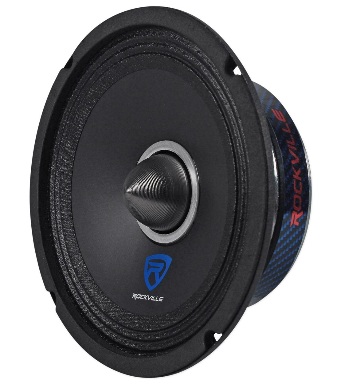 (2) Rockville RXM68 6.5'' 300w 8 Ohm Mid-Range Drivers Car Speakers, Mid-Bass by Rockville (Image #3)