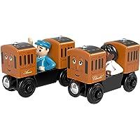 Fisher Price - Thomas and Friends Wooden Railway - Annie & Clarabel