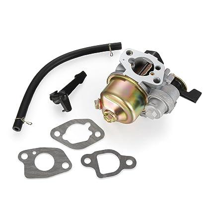 Carburador Carb 16100 - ZH8-800 para motor 168F GX120 GX160 ...