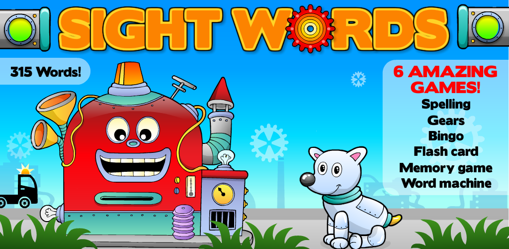 Amazon.com: Sight Words Games & Flash Cards vol 1: Kids Learn to ...