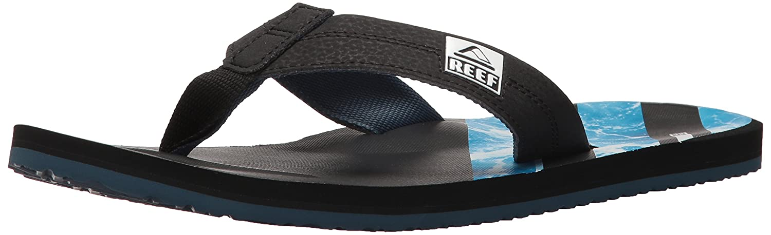 Reef HT Prints Water Blue, Chanclas para Hombre