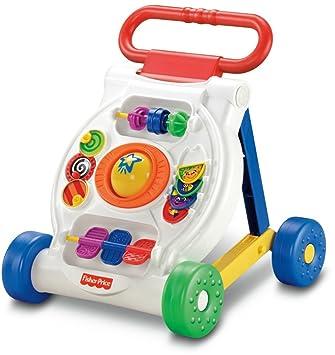 128e99a863dc2f Mattel K9875 - Fisher-Price Activity Lauflernwagen  Amazon.de  Baby