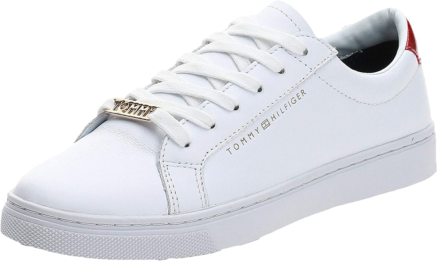 TOMMY HILFIGER KIDS Unisexe Chaussures Shoes Chaussure Lacée Sneaker Taille 31