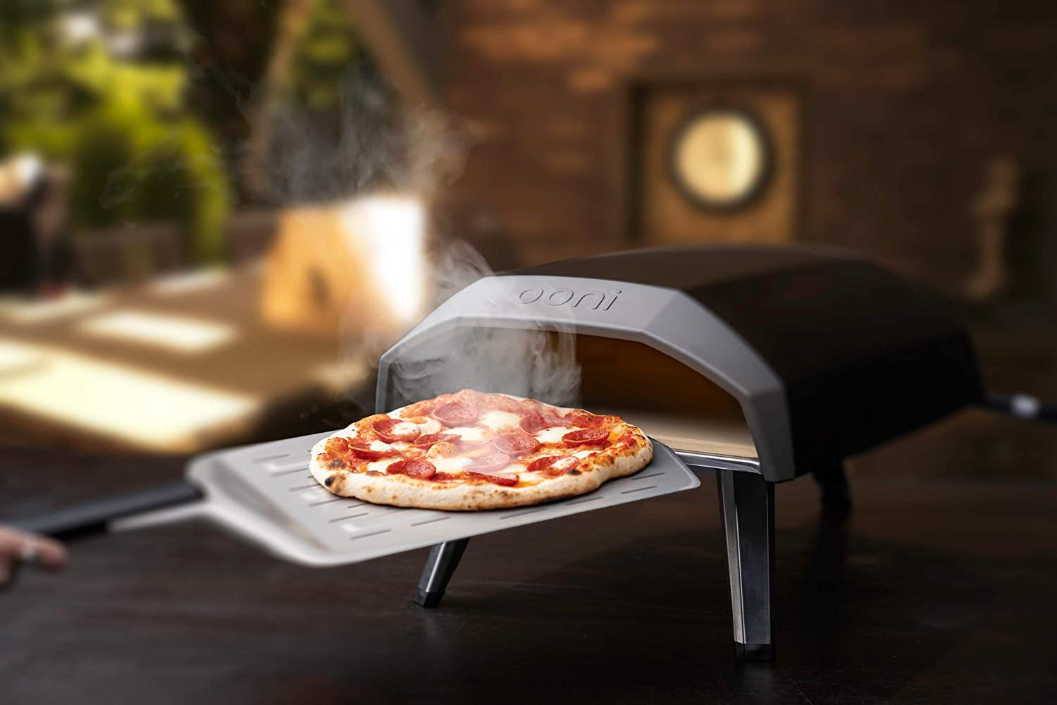 Ooni Koda   Outdoor Pizza Oven   Gas-Powered   Super Compact and Portable