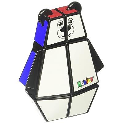 Rubik's Cube Jr. (White Bear): Toys & Games