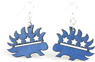 product image for Libertarian Porcupine Earrings