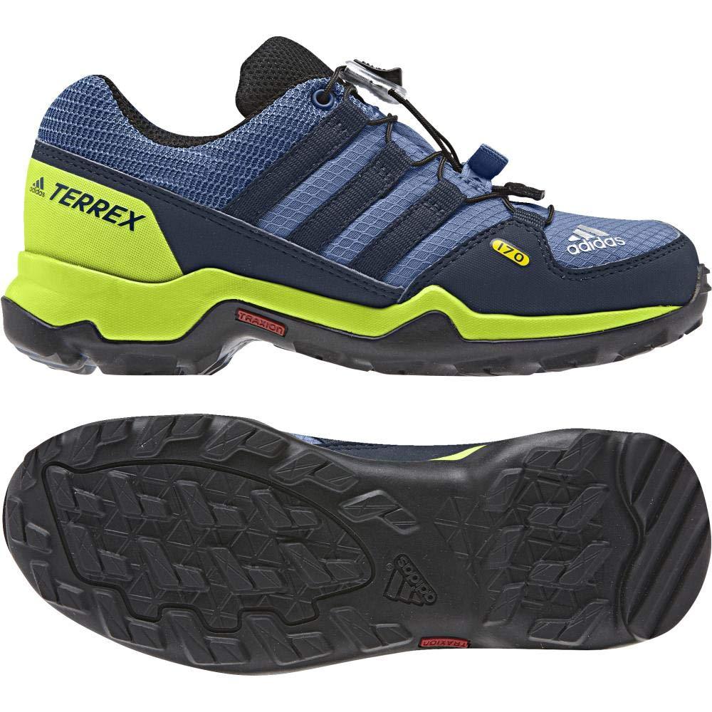 Bleu (Azretr   Macouriri   Belazu 000) 35.5 EU adidas Terrex, Chaussures de Randonnée Basses Mixte Enfant