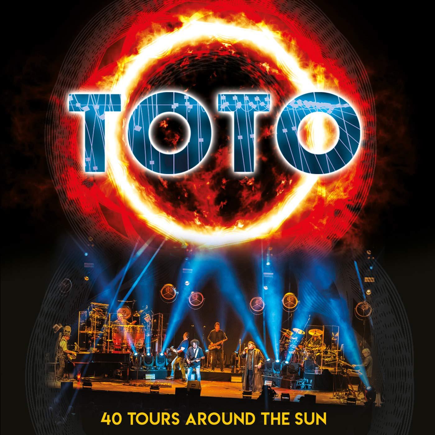 40 Tours Around The Sun [2 CD]