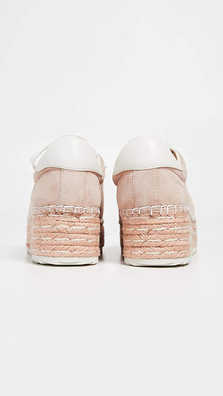 Joie Womens Dabna Platform Sneakers