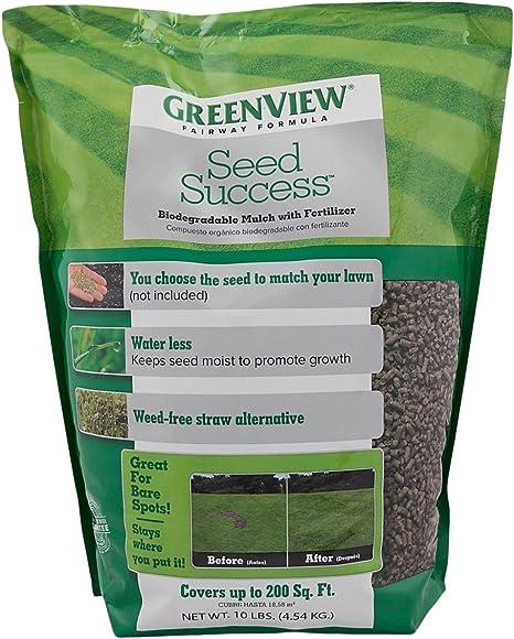 Amazon.com: GreenView Fairway Formula Seed Success - Máscara ...