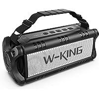 W-King 50W(70W Peak) Wireless Bluetooth Speakers Deals