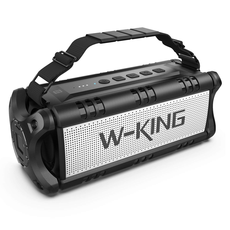 Parlante W-KING 50W(70W Peak) Bluetooth 8000mAh