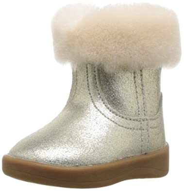 51043651192 UGG Kids' I Jorie Ii Metallic Fashion Boot