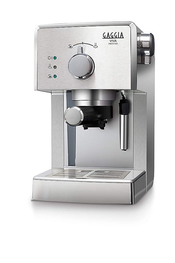 Gaggia Máquina de café Viva Prestige: Amazon.es: Hogar