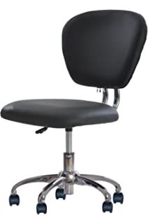 amazon com bestoffice pu leather mid back office desk task chair