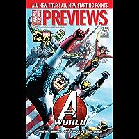 January 2014 Marvel Previews (English Edition)