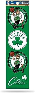 Rico Industries NBA Die Cut 4-Piece The Quad Sticker Sheet