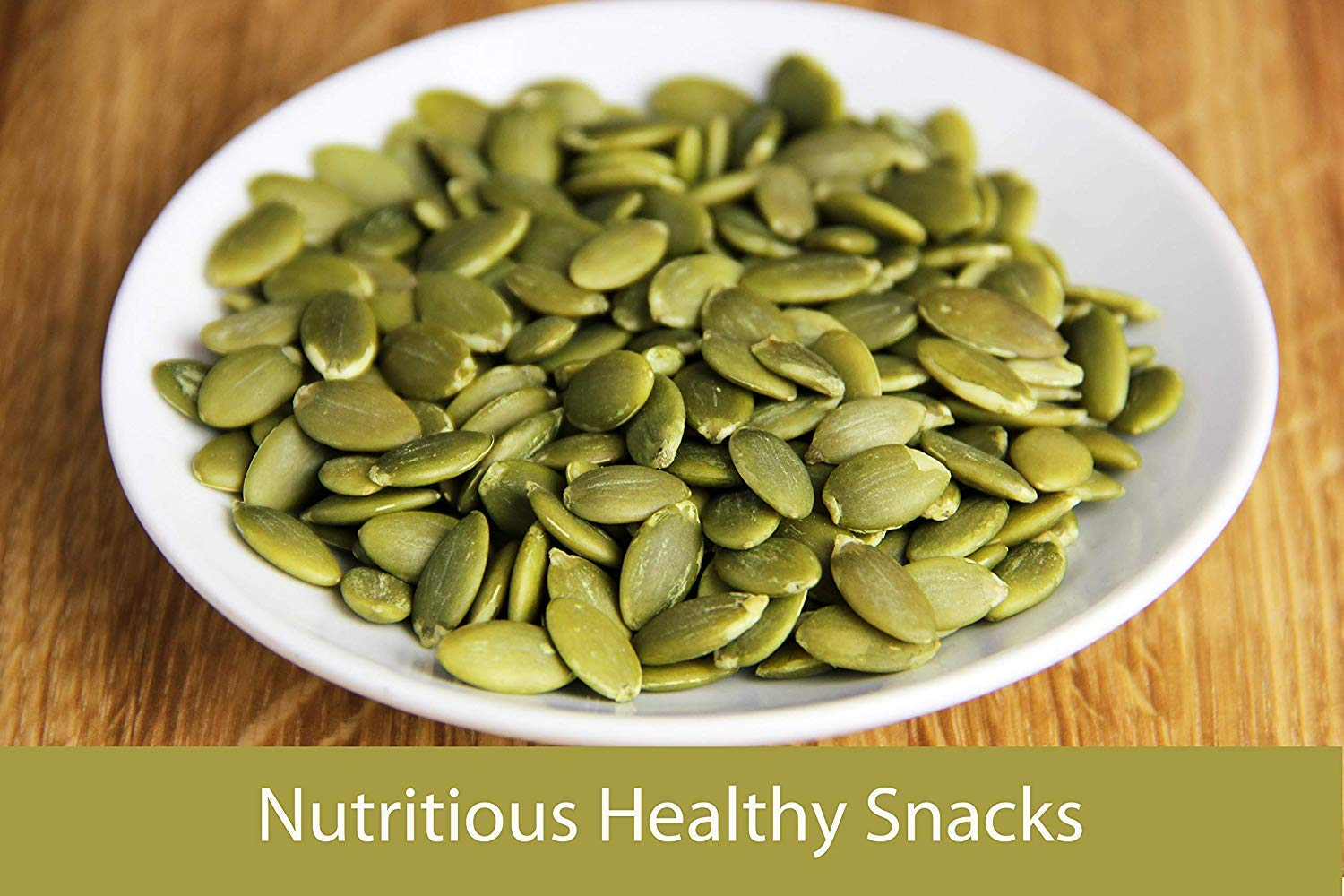 Organic Pumpkin Seeds Raw - Kate Naturals. Keto Friendly