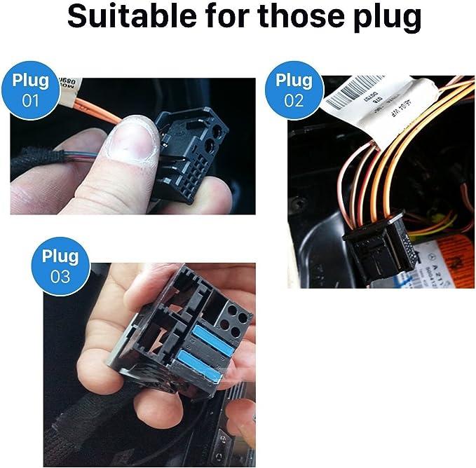Smartnavi Car Stereo Radio Glasfaser Decoder Most Box Elektronik
