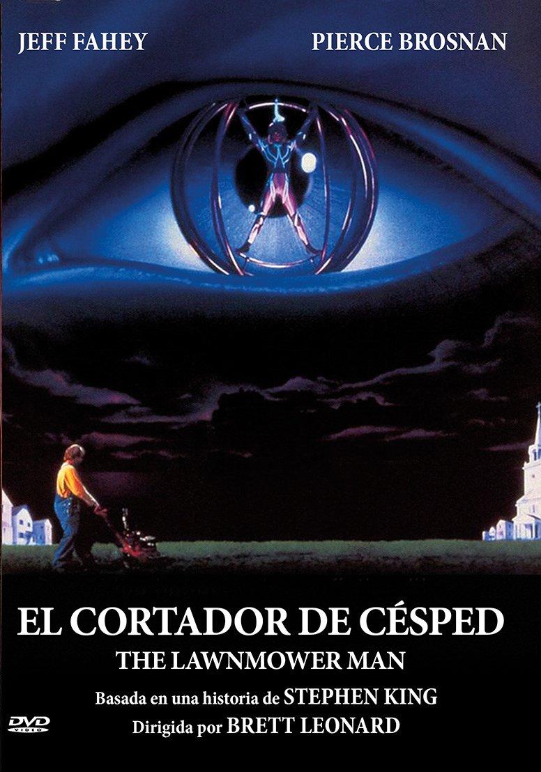 El cortador de césped [DVD]: Amazon.es: Jeff Fahey, Pierce Brosnan ...