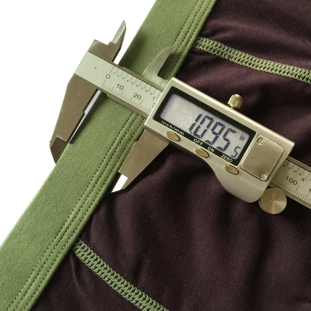 BRIGHT GG Boxer Briefs Mens Underwear Men Pack Soft Modal Healthy Breathable Underwear (XL, 3)