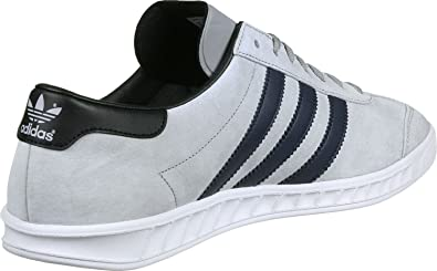 1d2b25704f2 adidas Men s Hamburg Tennis Shoes  Amazon.co.uk  Shoes   Bags