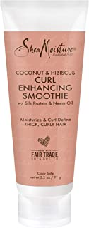 product image for SheaMoisture Coconut & Hibiscus Curl Enhancing for Thick, Curly Hair Smoothie to Reduce Frizz 3.2 oz (I0080326)